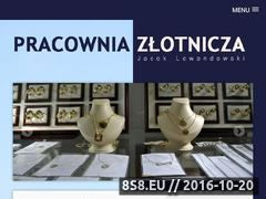 Miniaturka domeny skupzlota.olsztyn.pl