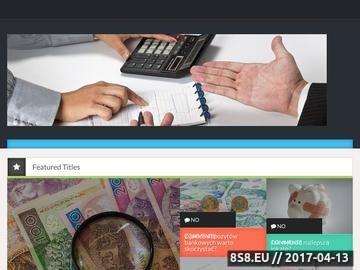 Zrzut strony Skuteczne-oszczedzanie.com - oszczędności, inwestycje, lokaty bankowe