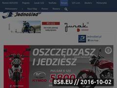 Miniaturka domeny www.skuterowo.com