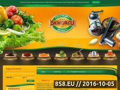 Miniaturka domeny skworcu.com.pl