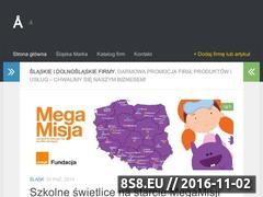 Miniaturka domeny slaskamarka.pl