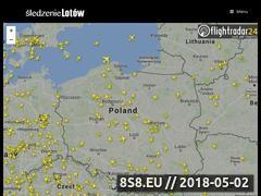 Miniaturka sledzenielotow.com (Śledź samoloty za darmo)