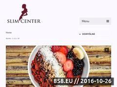 Miniaturka domeny slimcenter.pl
