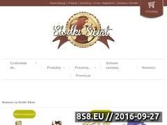 Miniaturka domeny www.slodkiswiat.com.pl