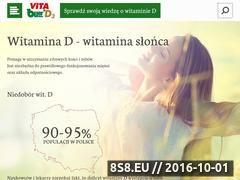 Miniaturka domeny www.sloncewpigulce.pl