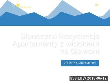Zrzut strony Sprzedaż - Sloneczna apartamenty