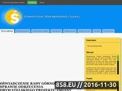 Miniaturka domeny slonzoki.org