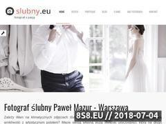 Miniaturka domeny slubny.eu
