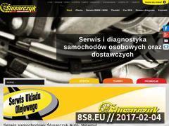 Miniaturka domeny slusarczyk-auto.pl