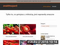 Miniaturka domeny smakihiszpanii.pl