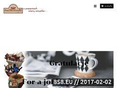 Miniaturka domeny smakoszyki.com.pl