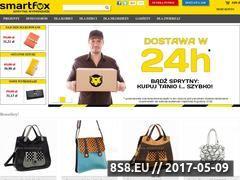 Miniaturka domeny www.smartfox.pl