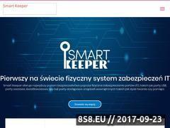 Miniaturka domeny smartkeeper.pl