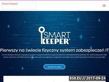 Zrzut strony Fizyczne zabezpieczenie komputera
