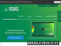 Miniaturka domeny smartmedia.com.pl