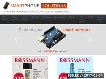 Zrzut strony CCTV - Smart Home Automatic