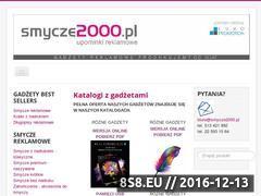 Miniaturka domeny www.smycze2000.pl