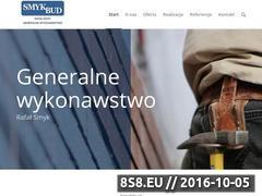 Miniaturka domeny www.smykbud.pl