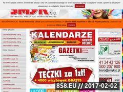 Miniaturka domeny www.smyksc.pl