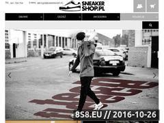 Miniaturka domeny sneakershop.pl