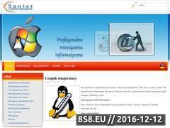 Miniaturka domeny snoter.eu