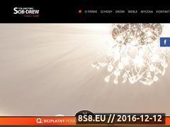 Miniaturka domeny www.sob-drew.pl