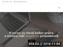 Miniaturka Obsługa prawna firm Kielce (sochanski.com)