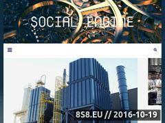 Miniaturka domeny www.socialengine.pl