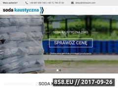 Miniaturka soda-kaustyczna.pl (Soda kaustyczna)