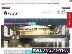 Miniaturka domeny www.sodo.pl