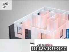 Miniaturka domeny www.soffio.pl