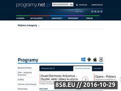 Miniaturka domeny www.softpedia.net.pl