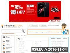 Miniaturka domeny www.softwarepatch.pl