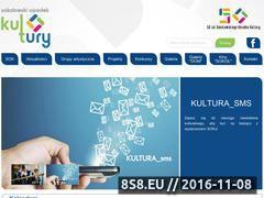 Miniaturka domeny www.sok.sokolowpodl.pl