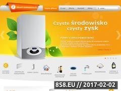 Miniaturka domeny www.solary-hydraulika.pl
