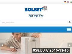 Miniaturka domeny www.solbet.pl