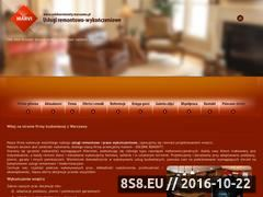 Miniaturka domeny www.solidneremonty.warszawa.pl