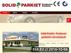 Miniaturka domeny solidparkiet.pl