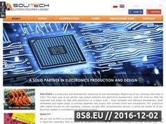 Miniaturka domeny solitech.pl