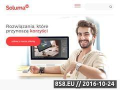 Miniaturka domeny soluma.pl