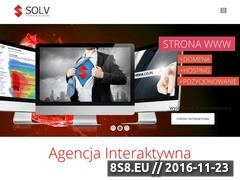 Miniaturka Agencja Interaktywna SOLV (solv.pl)