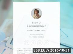 Miniaturka Obsługa księgowa małych i średnich firm (solvat.pl)