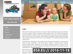 Miniaturka domeny sopot.bagazowka-gda.pl