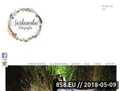Miniaturka domeny sorkowska.com