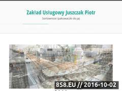 Miniaturka domeny sortownicedojaj.pl
