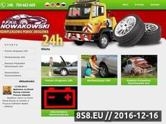 Miniaturka domeny www.sos-24h.pl