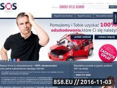 Miniaturka domeny sos-bphc.com