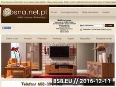 Miniaturka domeny www.sosna.net.pl