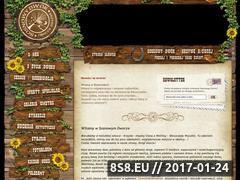 Miniaturka domeny www.sosnowydwor.pl