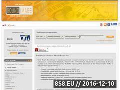 Miniaturka domeny www.soundimage.pl